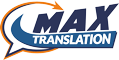Maxtranslation Logo
