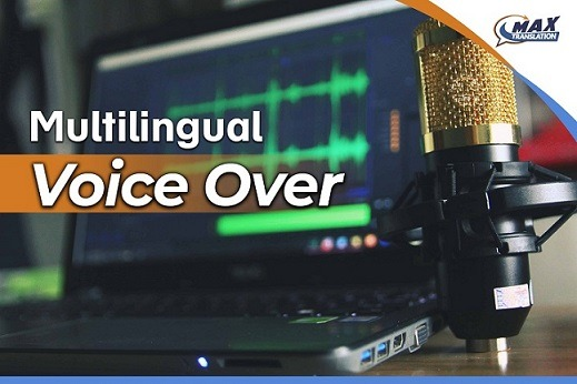 Multilingual voice over