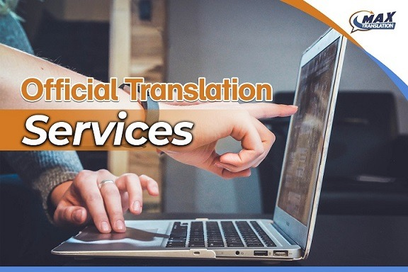 Official translation services