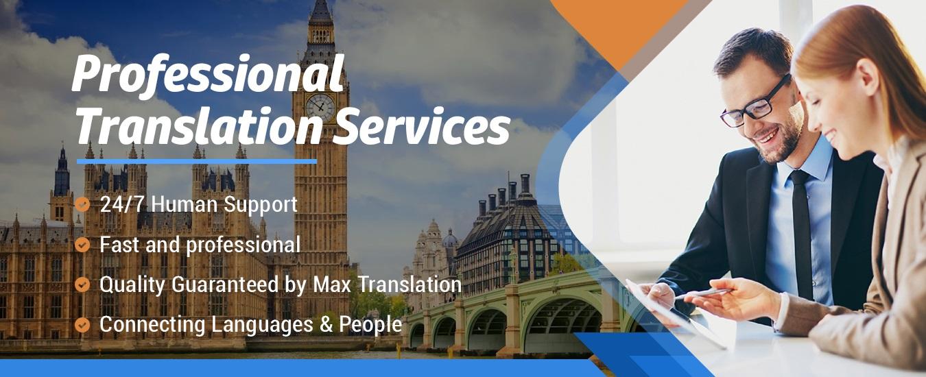 Professional translators